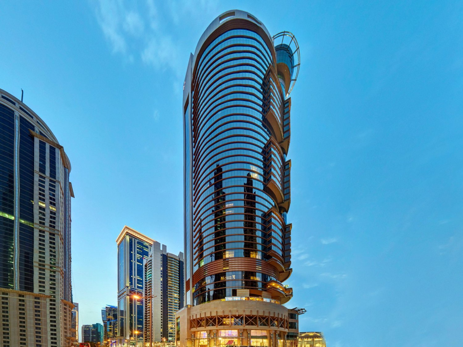Crowne Plaza Doha West Bay