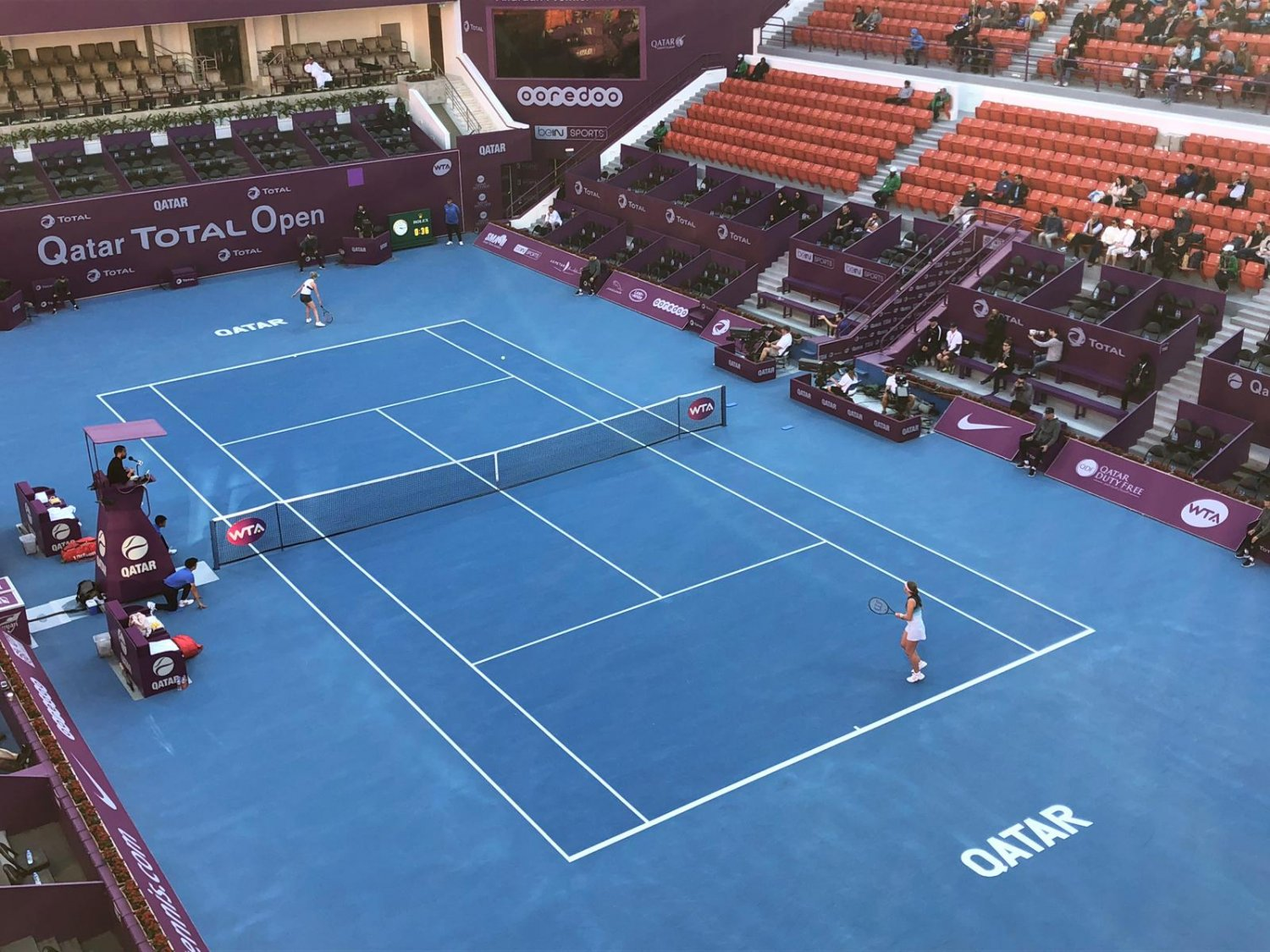 Qatar TOTAL OPEN