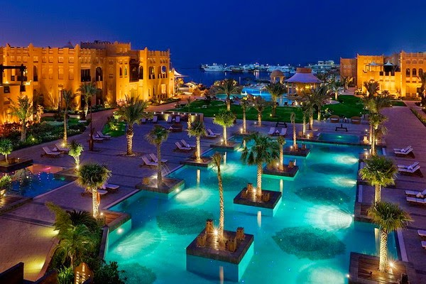 Sharq Village & Spa Hotel